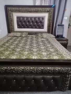 Used bed