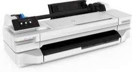 Jual Plotter HP T125 A1 Inch, OPTIONAL