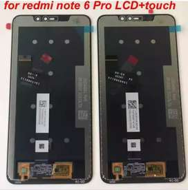 LCD REDMI NOTE 6 PRO