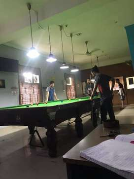 POOL AND SNOOKER CLUB