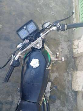 my Honda 125 for sale