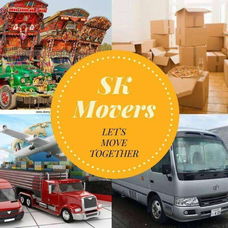 SK Movers Provides Car Carrier, Transportation,Labour, Packing, Moving 0