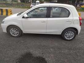 Toyota Etios Liva VXD, 2014, Diesel