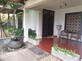 Rumah asri , aman dan nyaman di perumahan elite tengah kota Bogor