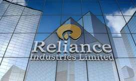 RELIANCE urgent hiring for supervisor and store keeper helper