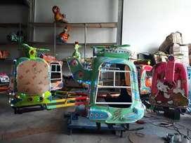 ERV mainan wahana odong odong kereta panggung kincir