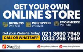 Get your online store with free domain and hosting