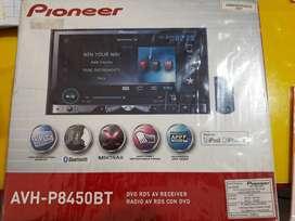 Headunit & amplifier  PIONEER
