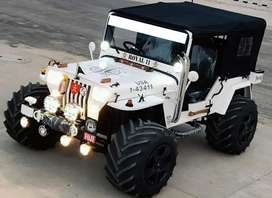 Jainish Modified Hunter Jeeps PUNJAB,  ALL INDIA DELIVERY