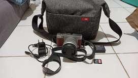 Kamera Fujifilm XA 3 full set