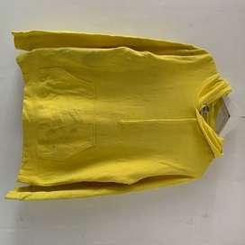 Thrift Hoodie Jellan MURAH -Yellow