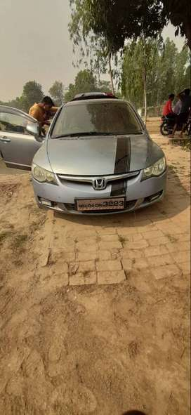 Honda Civic 2008 Petrol 68415 Km Driven