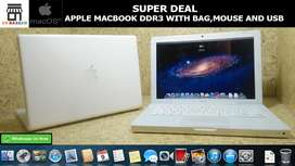 Silver Lush Apple Macbook ddr3 Laptops