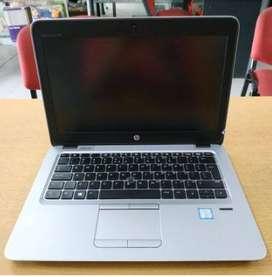 HP Elitebook 820 G3 i5 Gen 6th RAM 8GB SSD + HDD 12,5