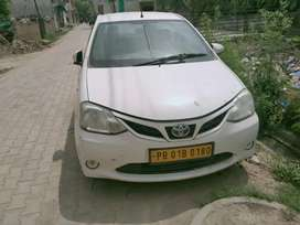 Toyota Etios Liva Well Maintained