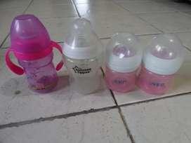 Botol susu merk philips advent dan merk tommee tippee