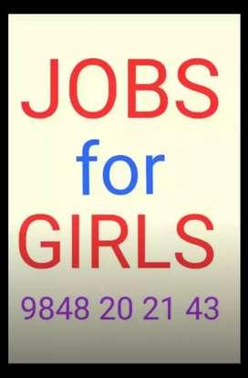 Jobs for girls