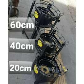 Kompor highpress dapur besi hiu king 5e matic T20 outdoor/indoor