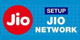 Welcome to telecom company Reliance jio.Hiring Available