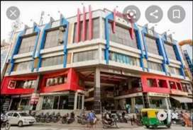 Shop for sale 10x10 @heera lal mall First floor