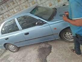 Hyundai Accent 2002 Petrol 57000 Km Driven