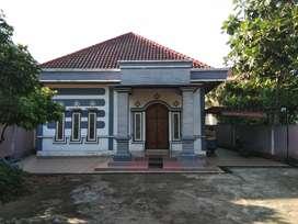 Rumah strategis pinggir jalan sekayu palembang depan makam pahlawan