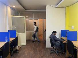 This is 300 sqft furnishd office avilable for rent in subhash road