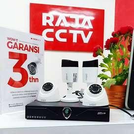 PROMO AKHIR TAHUN RAJA CCTV