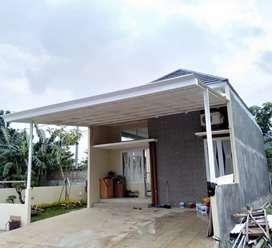 Kanopi alderon dan canopy kaca $2737