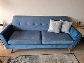 3 + 1 sofa set