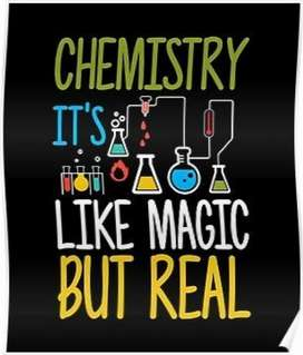 I'm Online chemistry and science teacher
