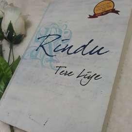 (Novel) Rindu - Tere Liye