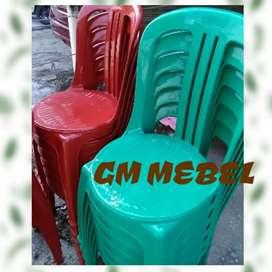GM MEBEL. GROSIR Kursi Plastik Napolly Pku