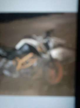 All ktm duke rc spare parts available in second hand