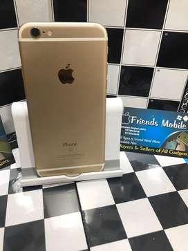 I phone 6s 64 gb white gold