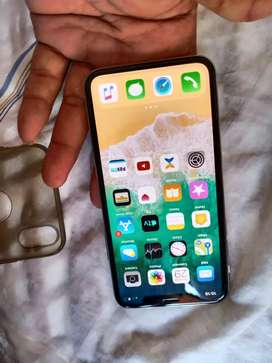 IPhone X...... 64GB (8 month )old Krishna folder
