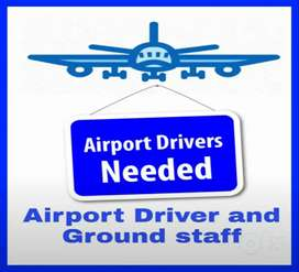 Required candidates in airport ground staff