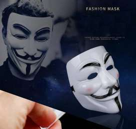 Topeng costume anonymous