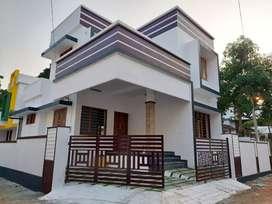 New build 3 bhk 1350 sqft house at edapally varapuzha near koonammav