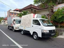 Jasa pindahan kos, menyediakan sewa pick up dan rental pickup box
