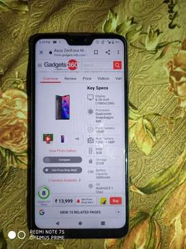 I want to sell my asus zenFone max pro m2