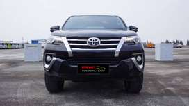 Toyota Fortuner 2.4 VRZ AT KM RENDAH 2018