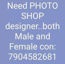 Designer photo shop
