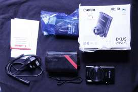 CANON IXUS 285 HS | POINT AND SHOOT | LIKE NEW (ONLY 6-12 MONTHS OLD)