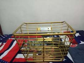 Keranjang stainlish thailand gold
