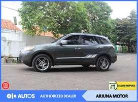 [OLX Autos] Hyundai Santa Fe 2.7 AT Bensin 2008 Abu Abu #Arjuna Motor