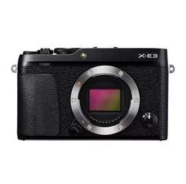 Kredit Kamera Mirrorless Fuji X-E3 Lensa 15-45mm Gratis Admin