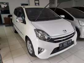 Toyota Agya G 2016 At Cash and Credit