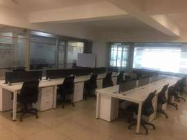 Full furnished office available for rent at nr bmc chok