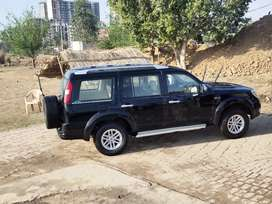 Ford Endeavour 2008